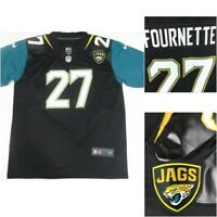 Nike Leonard Fournette Jacksonville Jaguars #27 NFL Authentic On Field Jersey