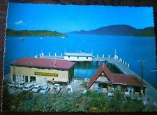 QLD 1970's SHUTE HARBOUR, WHITSUNDAY COAST Vintage Postcard VGC