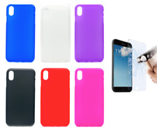 PT Case Cover Gel TPU Silicone For iPhone XS MAX 4G 6.5""