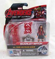 Marvel Avengers Age of Ultron Scarlet Witch vs Sub 008 Mini Action Figure Set