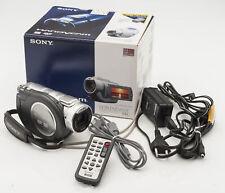 Sony Handycam DCR-DVD405E Videokamera Kamera Camera OVP