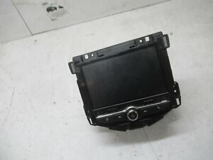 HOLDEN BARINA STEREO/HEAD UNIT TOUCH SCREEN, TM, 09/16-12/18 16 17 18