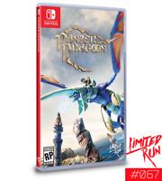 Panzer Dragoon Nintendo Switch Limited Run Games #67 LRG Brand New Sealed