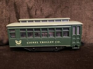LIONEL 6-28430 2006 WELLSPRING TROLLEY