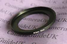 40,5mm to 52mm Male-Female Stepping Step Up Filter Ring Adapter 40,5mm-52mm