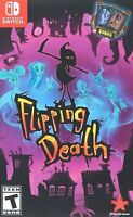 Flipping Death - Nintendo Switch Edition - Brand New - Sealed
