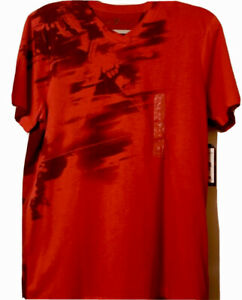 NEW Marc Ecko Shirt Mens Med Red