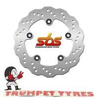 Honda NC 700 X 2012 - 2013 SBS Rear Brake Disc Genuine OE Quality 5057