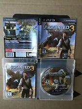 Uncharted 3: Drake's Deception (2011) PS3 Playstation 3