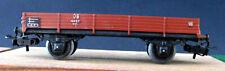 MARKLIN carro pianale a 2 assi DB con marcatura scala 1/87