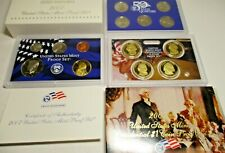 2007 Us Mint Proof Set With Box And Coa