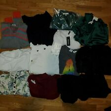 Women's Clothing Lot Plus Size, Dresses, Blouses, T-Shirts Good Variety