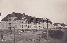 WW1 Officer POW Prisoner of War Camp Gutersloh Germany Barracks & Tennis Court