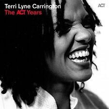 TERRI LYNE CARRINGTON - THE ACT YEARS  CD NEU