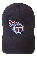 8b89581700adb4 Reebok Tennessee Titans Logo Cap Adjustable Hat NFL Pro Line