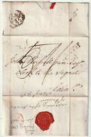 1786 RARE BATH 110 1st MILEAGE PMK GEORGE OSWALD LETTER FARM OF DUPHOLD £2050