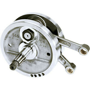 S&S Cycle Flywheel Assembly for Big Twin 32-2239