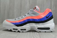 40 Nike Air Max 95 Essential Men's Platinum Black Mango Shoes SZ 12 749766 035