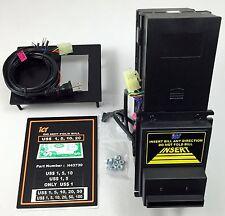 NEW ICT PA7 Bill Acceptor Validator 110V AC Cherry Master 8-Liner Arcade Vending