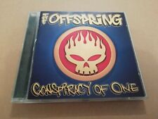 THE OFFSPRING * CONSPIRACY OF ONE * CD ALBUM 2000