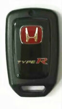NEW JDM Red H Type R Smart  Key Fob Cover Honda CIVIC FIT CRV HRV CRZ JAZZ