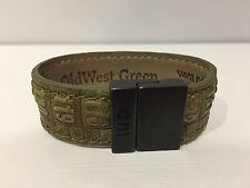 New - Pulsera Bracelet - ILCENTIMETRO - OldWest Green - Size XS 16 cm
