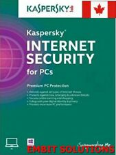 Kaspersky Internet Security 2018 1 PC / 1 User / 1 Year / Download ESD