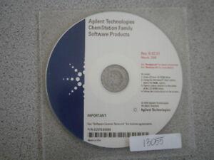 Agilent ChemStation Family Software G2070-60088  #13055