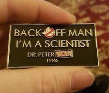 Ghostbusters 1984 Peter Venkman retro 80s Enamel pin