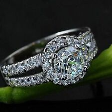 Cubic Zirconia Special Occasion Round Costume Rings