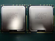 MATCHED PAIR Intel Xeon SLBV3 X5650 12M Cache 2.66GHz