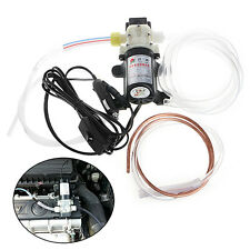 12V 45W Car Electric Oil Diesel Fuel Extractor Transfer Pump w/Cigarette Lighter