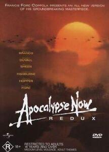 Apocalyse Now : Redux : NEW DVD