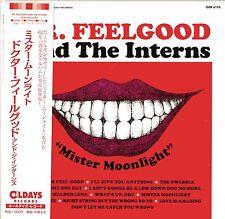 DR. FEELGOOD AND THE INTERNS-MR. MOON LIGHT-JAPAN MINI LP CD BONUS TRACK C94