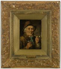 Porträts Öl-Malerei mit Realismus-Kunststil