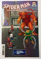 Spider-Man Enter the Spider-Verse #1 1:25 Waite Video Game Variant Marvel 2018!