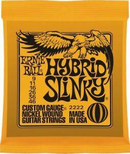 Ernie Ball Hybrid Slinky 2222 9-46