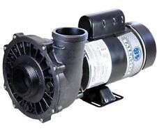 """2 HP 230V 2-Speed Waterway Spa Pump Side Discharge 2""""x2"""" 48 Frame Executive"""