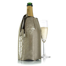 VacuVin Rapid Ice Champagne Cooler Sleeve (Platinum)