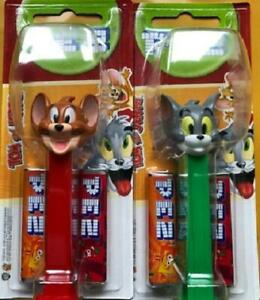 Tom and Jerry Pez Dispenser Tom or Jerry MOC