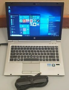 HP Elitebook 8460p Core i7-2320M 2.7GHz 8GB RAM 1TB HDD WEBCAM BLUETOOT 1600x900