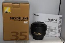 Nikon AF-S DX  Nikkor 35mm 1,8G NEU mit Garantie