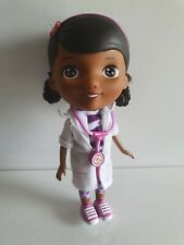 "Doc McStuffins DOLL.  Approx 8.5""  DISNEY"