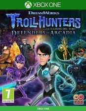 Troll Hunters Defenders of Arcadia Xbox One KIDS GAME **BRAND NEW & SEALED!!**