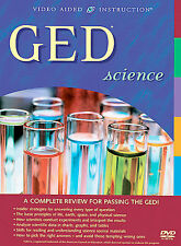 GED Science 2004 by Video Aided Instruction 1573851248 Ex-library