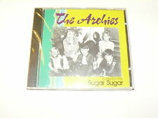 """THE ARCHIES """"SUGAR SUGAR 20 GREATEST HITS"""" CD SOUNDWINGS 1992 SEALED"""