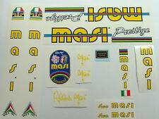 Masi Prestige later full set of decals vintage
