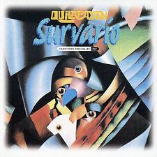 New: Quilapayun: Survario Import Audio CD