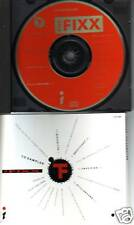 THE FIXX RARE INK 4trx PROMO SAMPLER CD single MINT 1991 Cy Curnin  USA