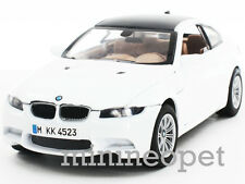 MOTORMAX 73347 BMW M3 COUPE 1/24 DIECAST WHITE